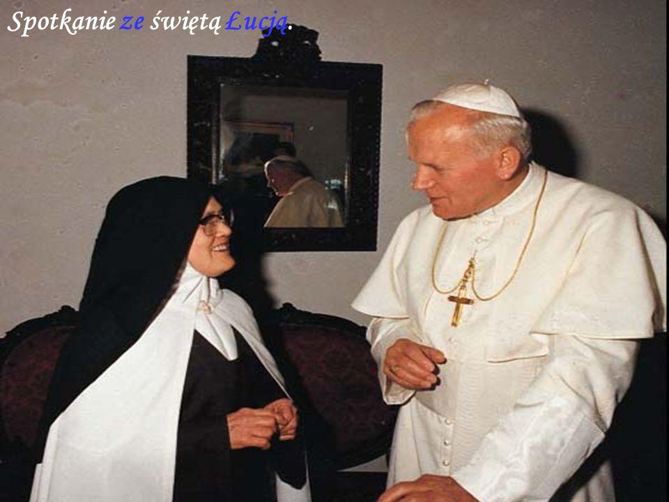Spotkanie ze świętą Łucją.
