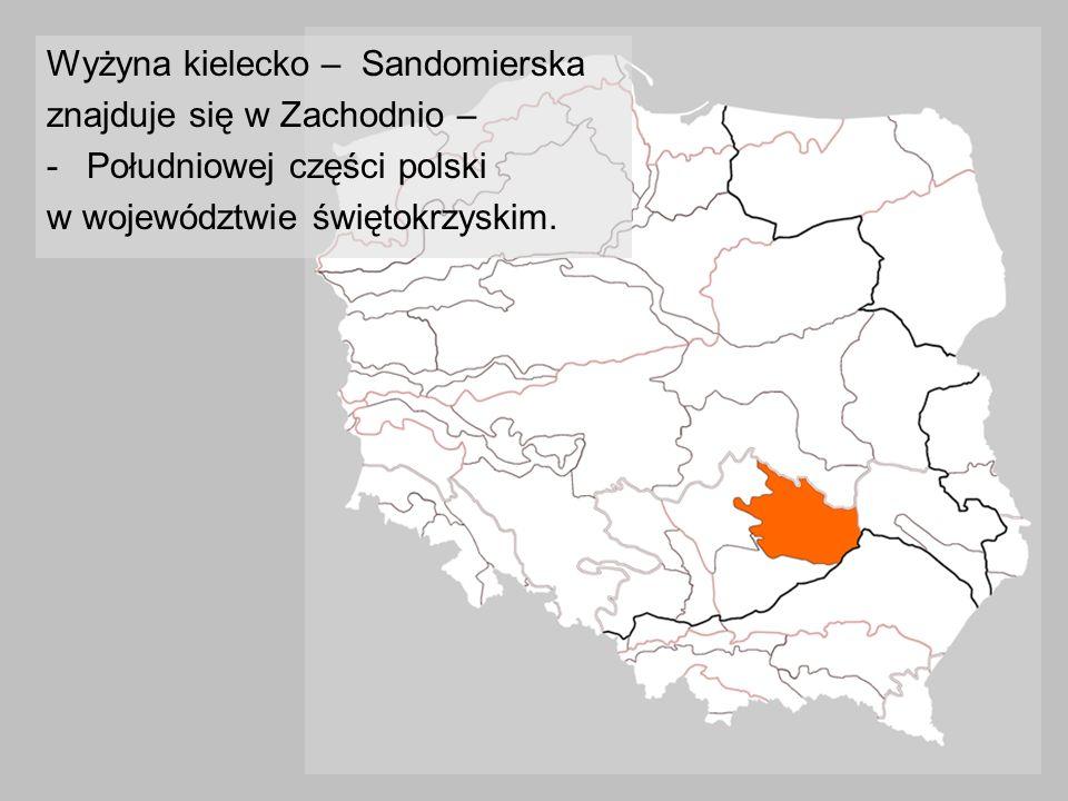 Kraina zajmuje powierzchnię ponad 1140 km.