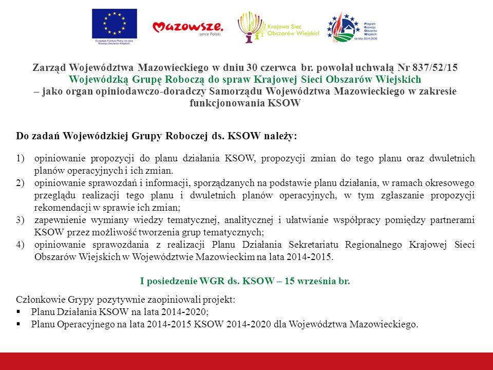 Zarząd Województwa Mazowieckiego w dniu 30 czerwca br.