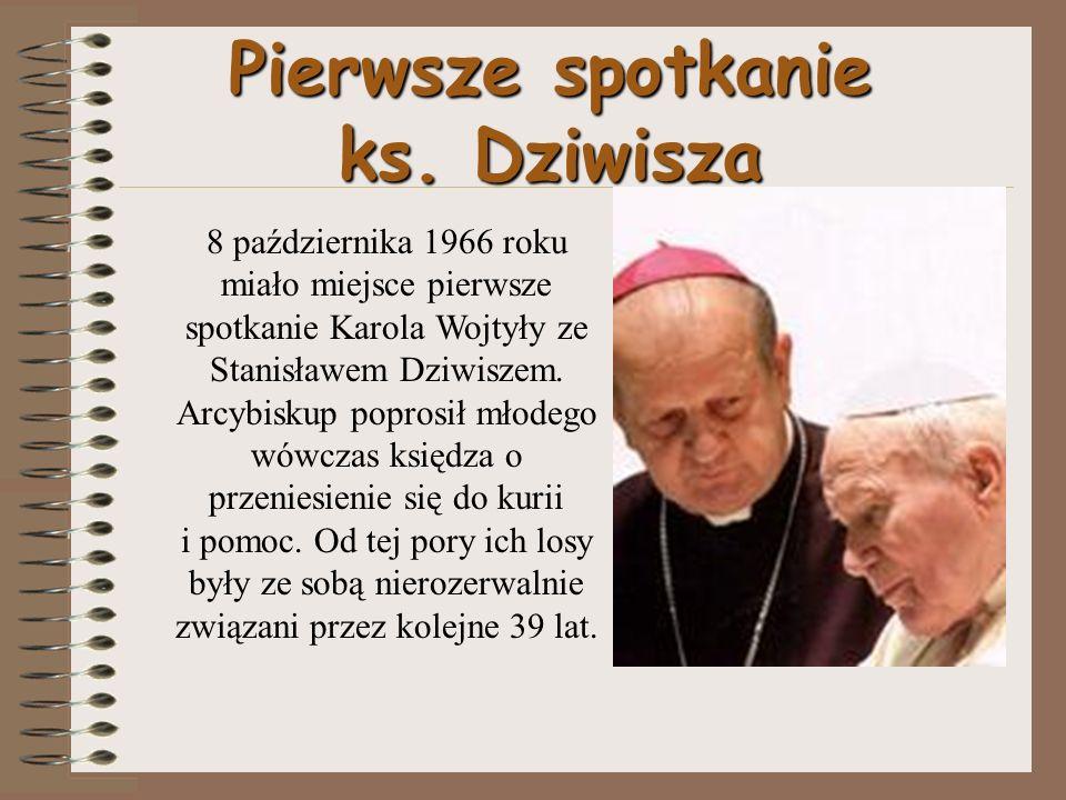 Karol Wojtyła papieżem !!.