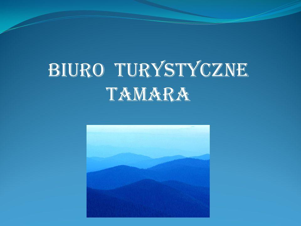 BIURO TURYSTYCZNE TAMARA