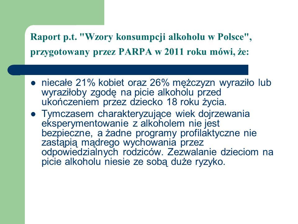 Raport p.t.