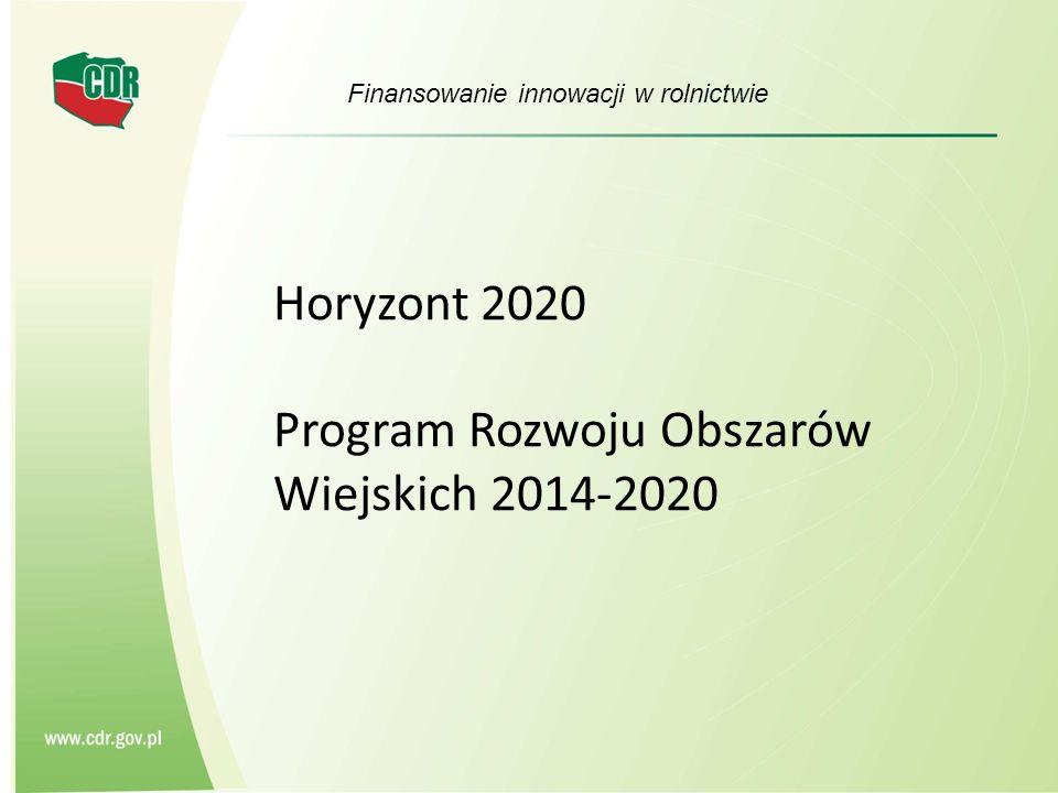 """Horyzont 2020 """"Horyzont 2020 to unijny program ramowy w zakresie badań naukowych i innowacji na lata 2014–2020 (budżet wynosi 80 miliardów euro)."""