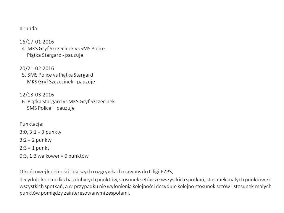 Regulamin Rozgrywek o Wejście do II ligi: W każdym województwie rozgrywki przebiegają do wyłonienia mistrza i wicemistrza województwa, którzy zdobywają prawo do gry w dalszych etapach.