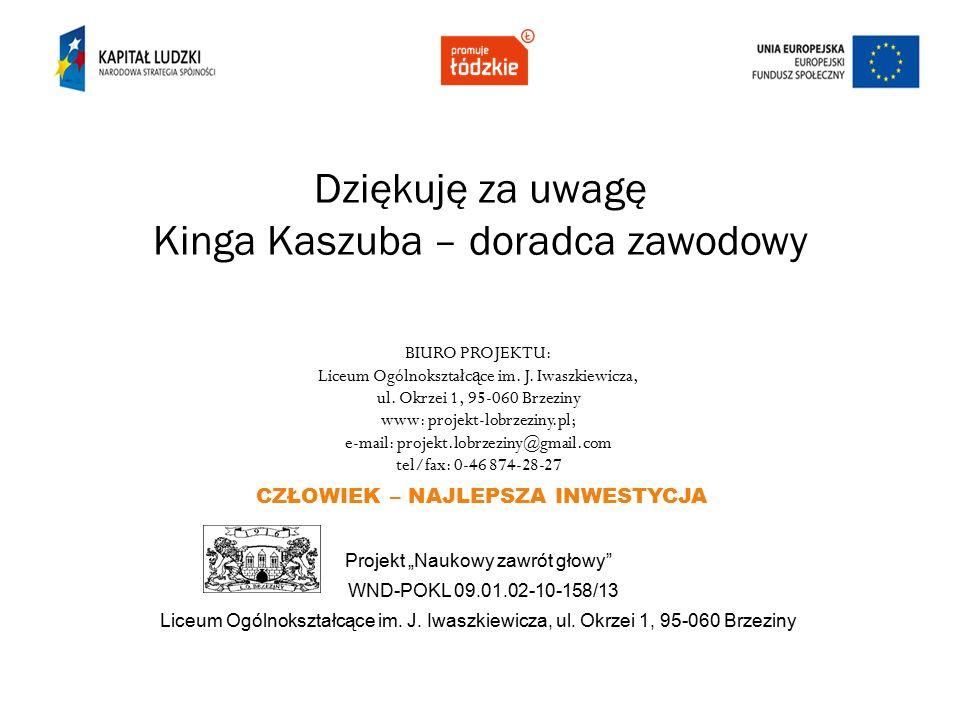BIURO PROJEKTU: Liceum Ogólnokształc ą ce im. J. Iwaszkiewicza, ul.
