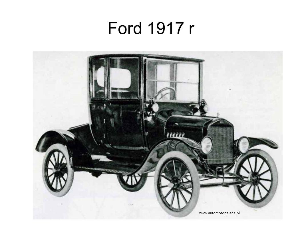 Ford 1917 r www.automotogaleria.pl