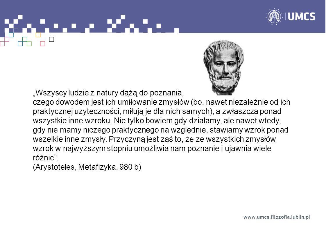 Etymologia terminu filozofia φιλοσοφια (gr.– umiłowanie mądrości) Pitagoras (VI w.