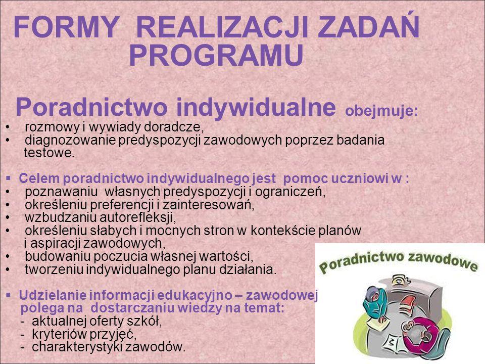 """IX edycja konkursu """"PLANER KARIERY 2013/2014 II miejsce zajął Łukasz Frankowicz."""