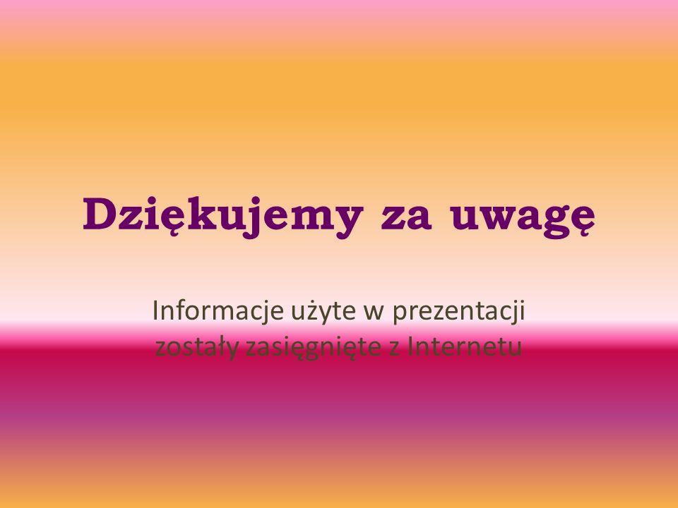 Grupa projektowa Aleksandra Bondyra Aleksandra Budzyńska Emilia Czop Kamil Ochmański Karolina Popławska Opiekun grupy: Dorota Grodowicz