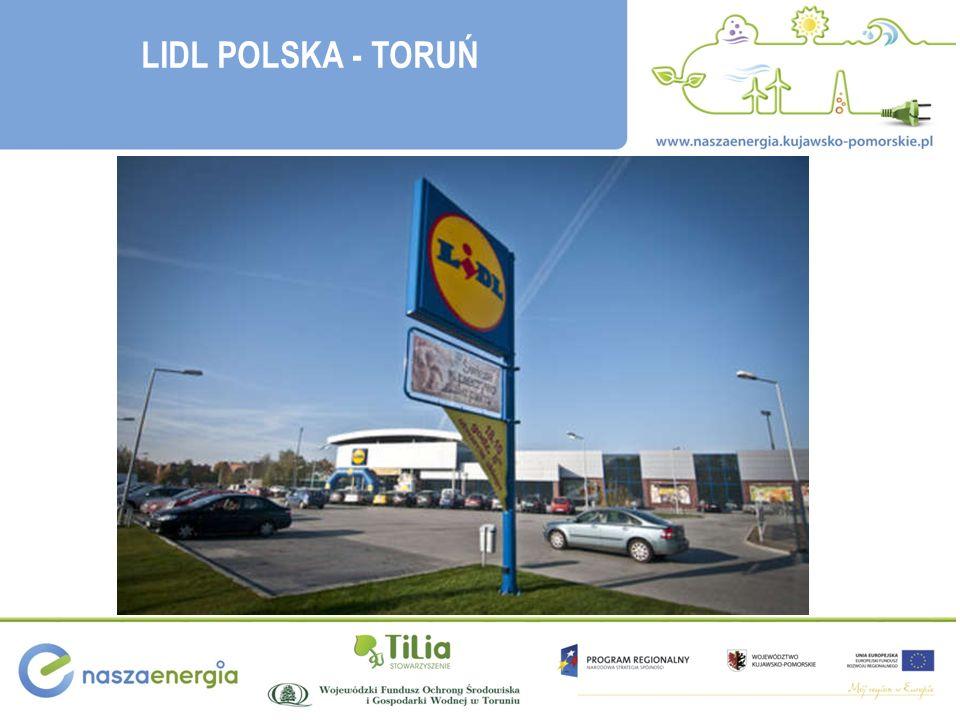 LIDL POLSKA - TORUŃ