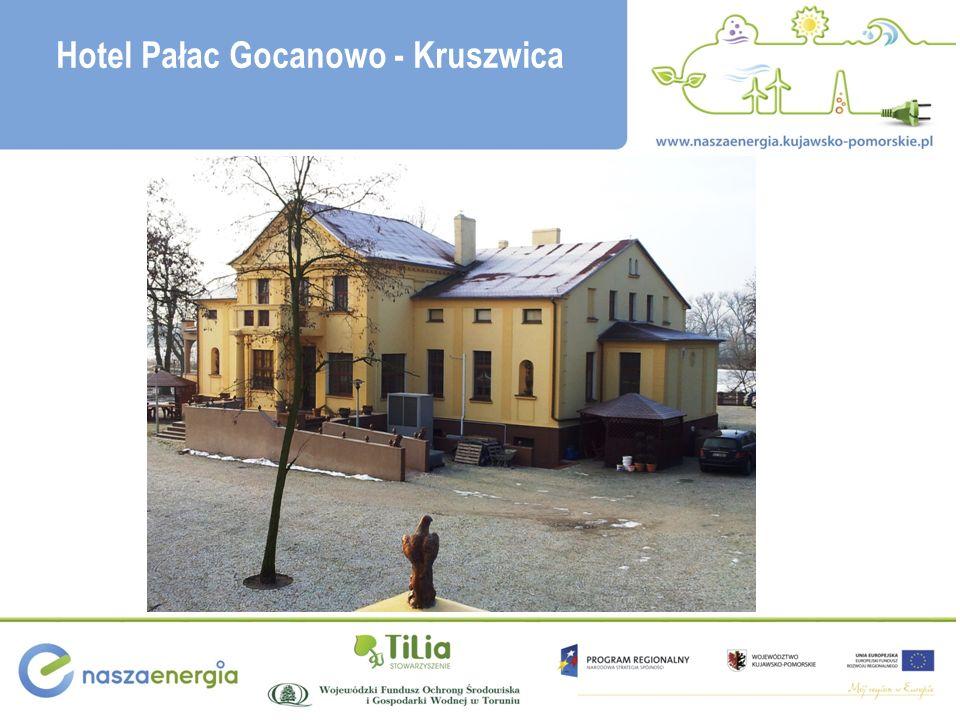 Hotel Pałac Gocanowo - Kruszwica