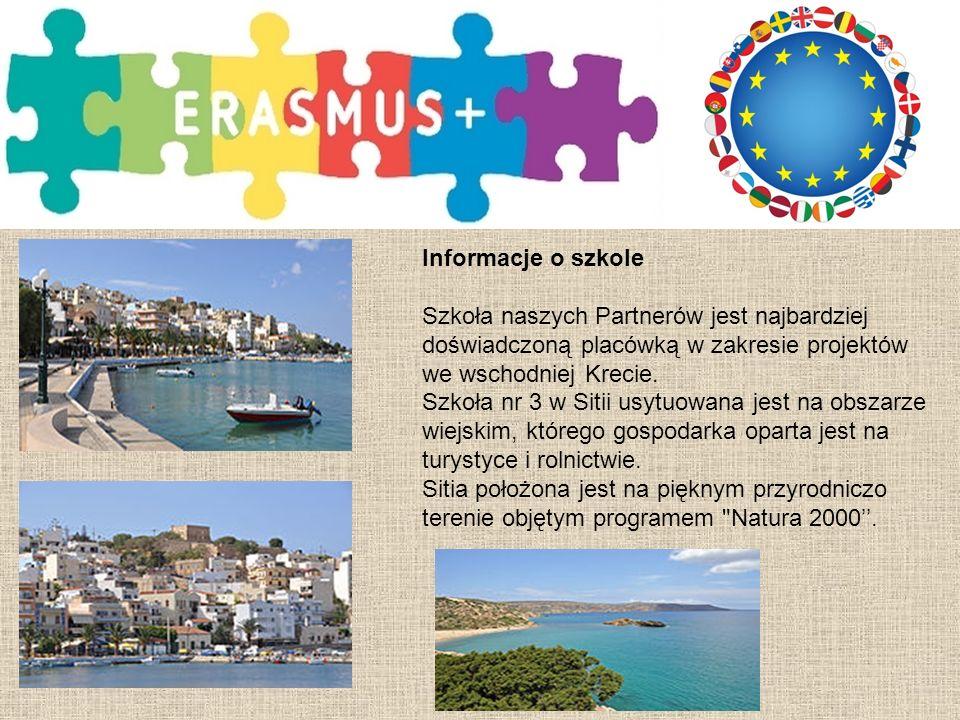 Informacje o szkole we Włoszech.