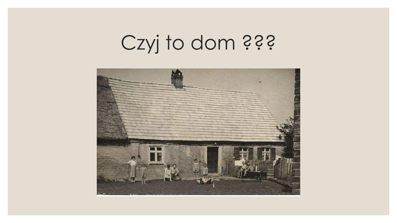 Czyj to dom ???