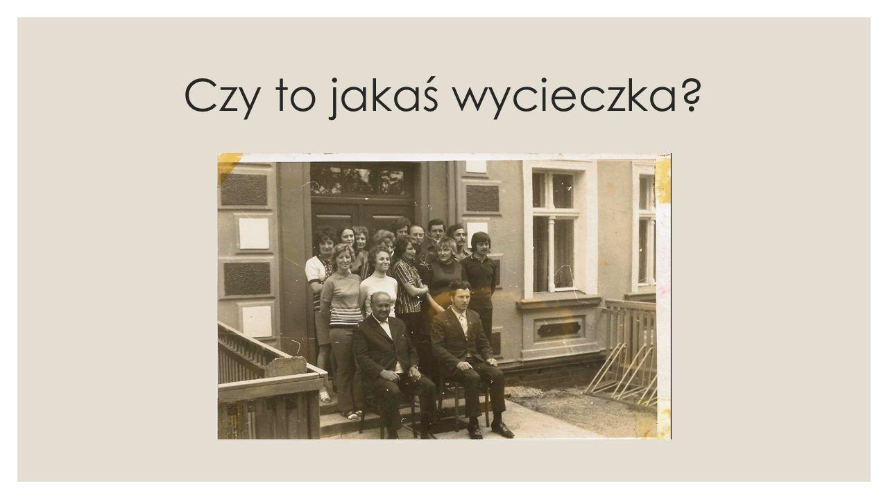 Gorzów Wlkp. pod niszami….i co to za miejscowość na drugim zdjęciu?