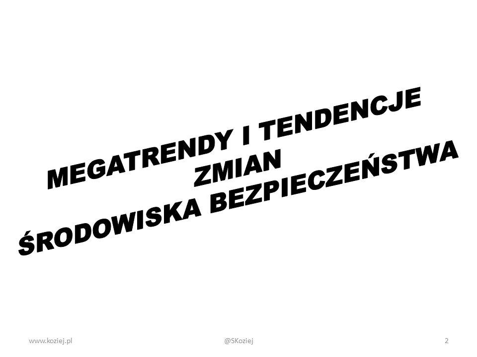 www.koziej.pl2@SKoziej