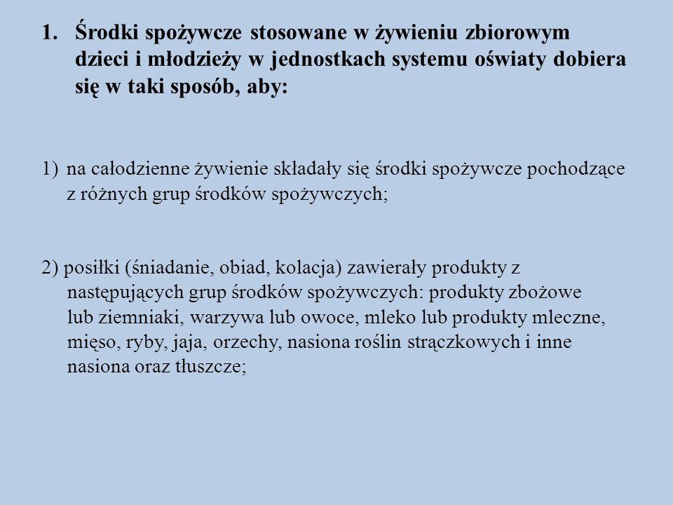 c) soki owocowe, warzywne, owocowo-warzywne: – w porcjach nieprzekraczających 200 ml, – bez dodatku cukrów i substancji słodzących zdefiniowanych w rozporządzeniu (WE) nr 1333/2008 w przypadku soków warzywnych i owocowo-warzywnych, – o niskiej zawartości sodu/soli, tj.