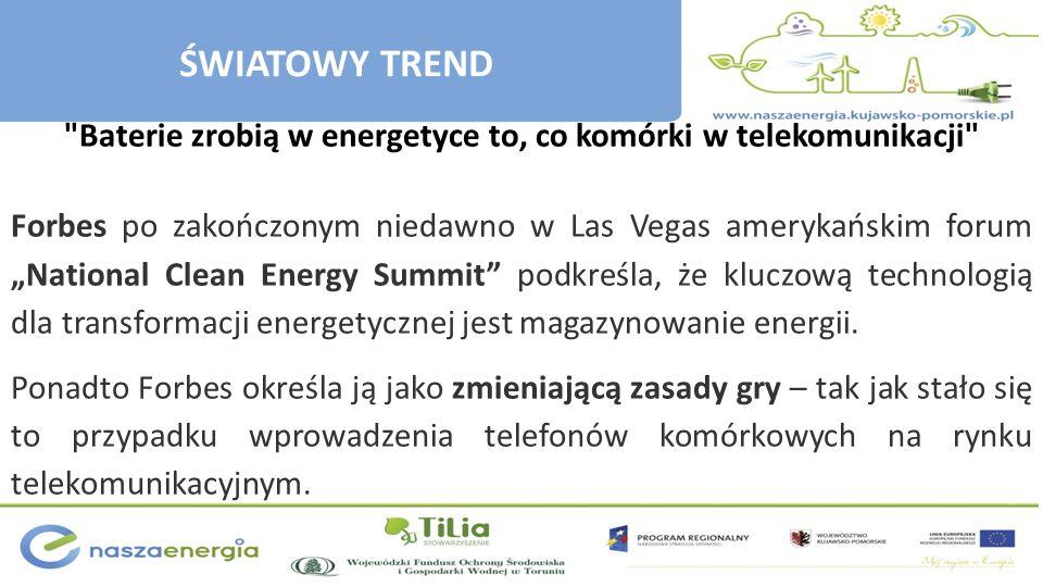 Energetyka słoneczna z opcją magazynowania energii lekarstwem na ograniczenie dostaw energii elektrycznej W świetle wydarzeń w Polsce w sierpniu 2015 roku, tj.