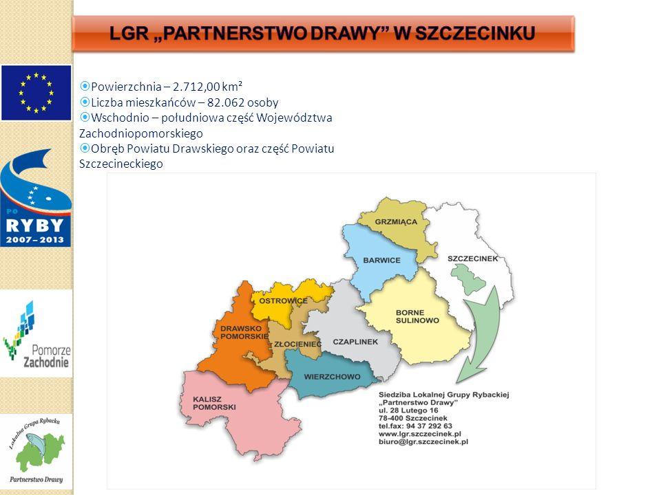  Powierzchnia – 2.712,00 km²  Liczba mieszkańców – 82.062 osoby  Wschodnio – południowa część Województwa Zachodniopomorskiego  Obręb Powiatu Drawskiego oraz część Powiatu Szczecineckiego