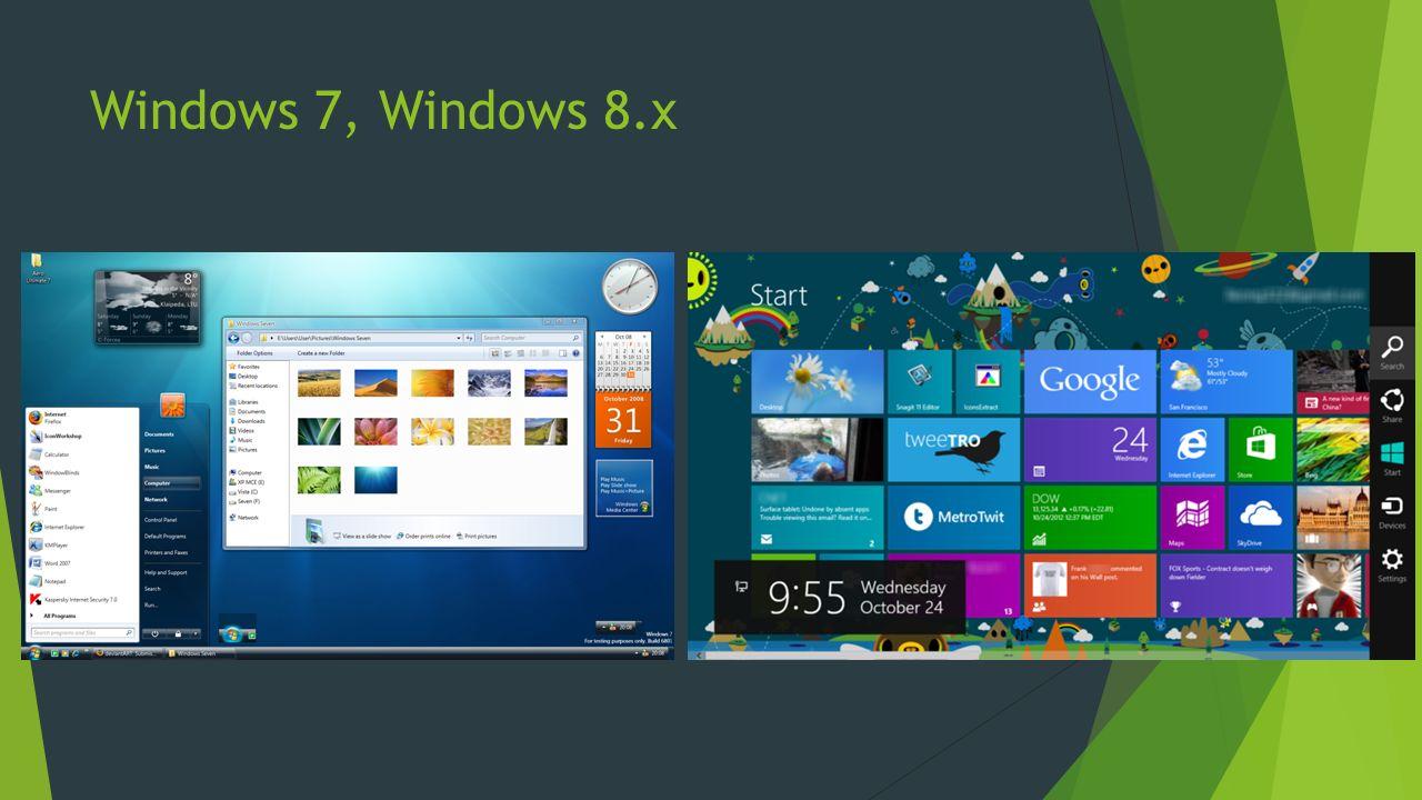 Windows 10  Windows 10 Jest najnowszym dziełem Microsoftu która jest wspierana technicznie do 2025 roku.