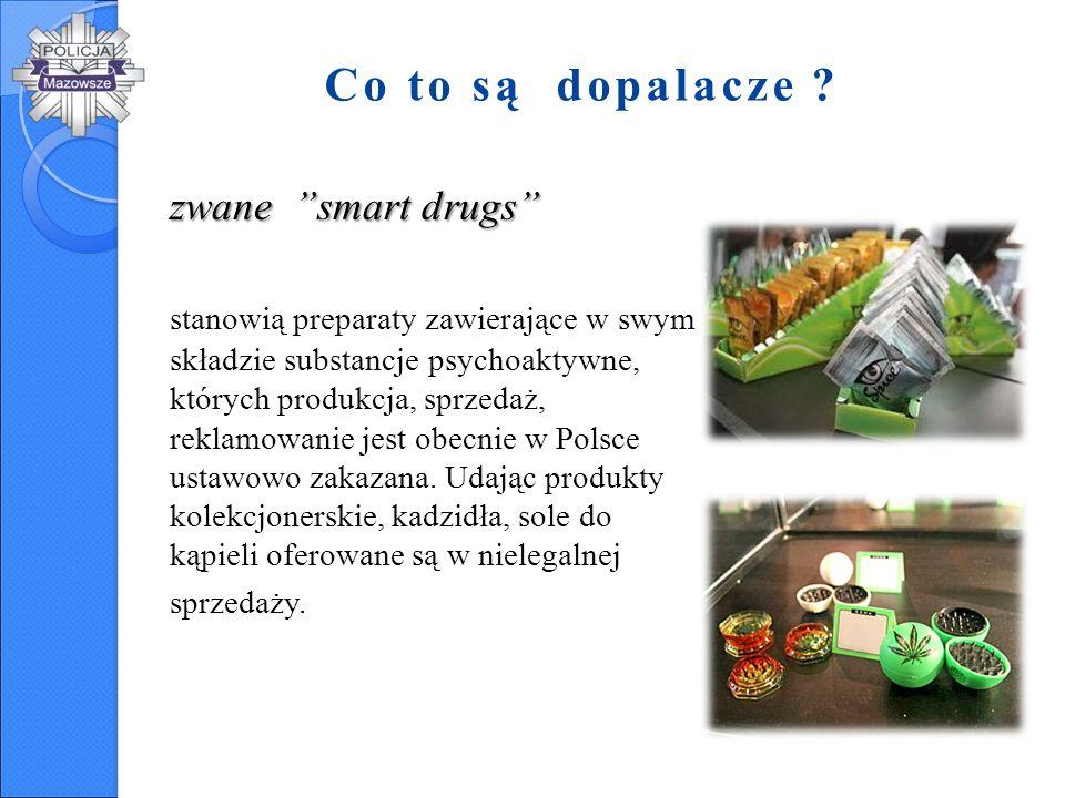 Dopalacze sprzedawane są jako: proszki tabletki kapsułki papierosy skręty kadzidełka aerozole żywice mieszanki ziołowe 20 Proszki Tabletki, kapsułki Papierosy, skręty Kadzidełka, aerozole, żywice Mieszanki ziołowe
