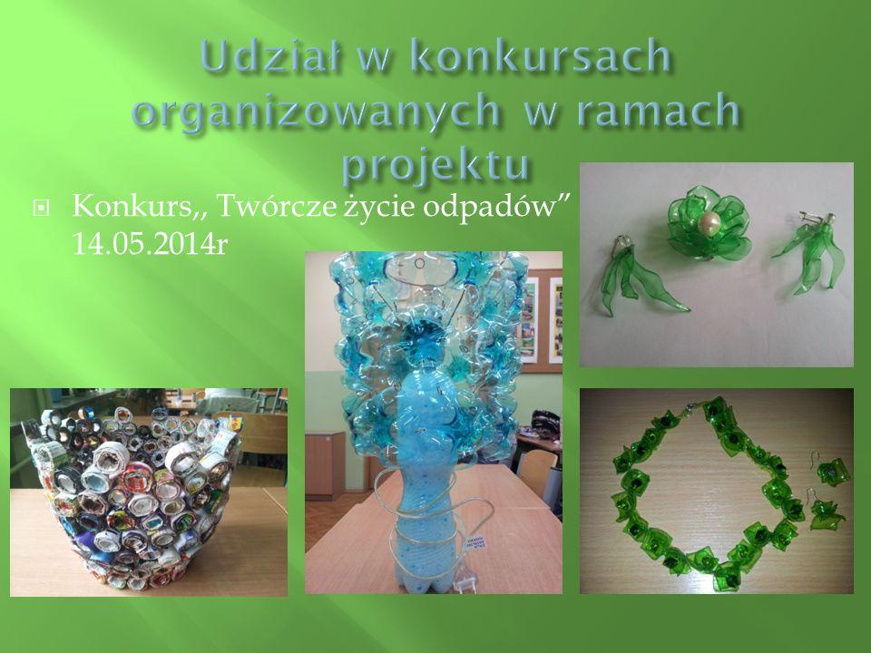  Apel z okazji Dnia Ziemi  24.04.2014r.