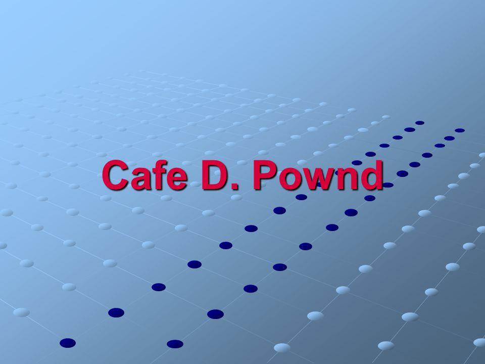 Cafe D. Pownd