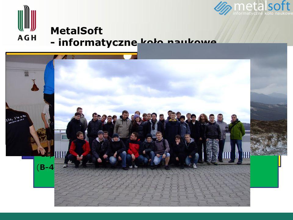 MetalSoft - informatyczne koło naukowe Sekcja Metaloznawstwa i Inżynierii Powierzchni III miejsce - Ivan Milenin Temat: OCENA MOŻLIWOŚCI ZASTOSOWANIA TEORII STEROWANIA DO MODELOWANIA KINETYKI PRZEMIANY AUSTENIT-FERRYT Opiekun: prof.