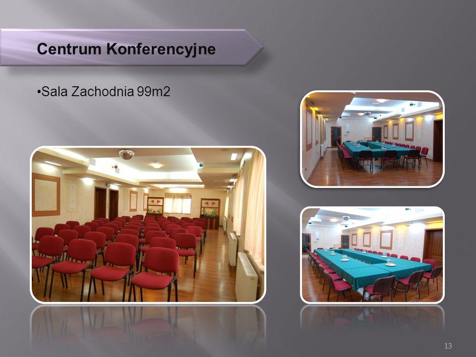 Centrum Konferencyjne Sala Zachodnia 99m2 13