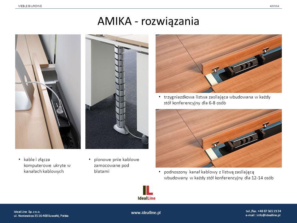 Ideal Line Sp. z o.o. ul. Noniewicza 35 16-400 Suwałki, Polska www.idealline.pl tel./fax.