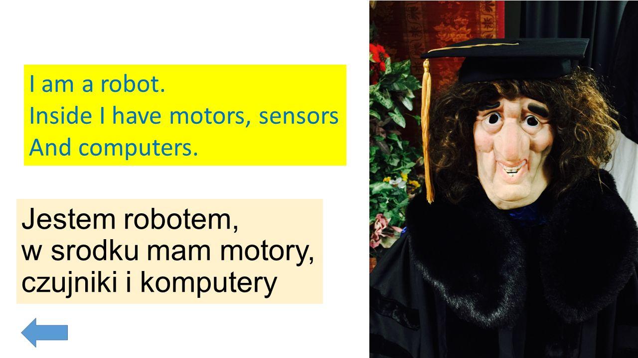Kim jest robot- Kopernik?