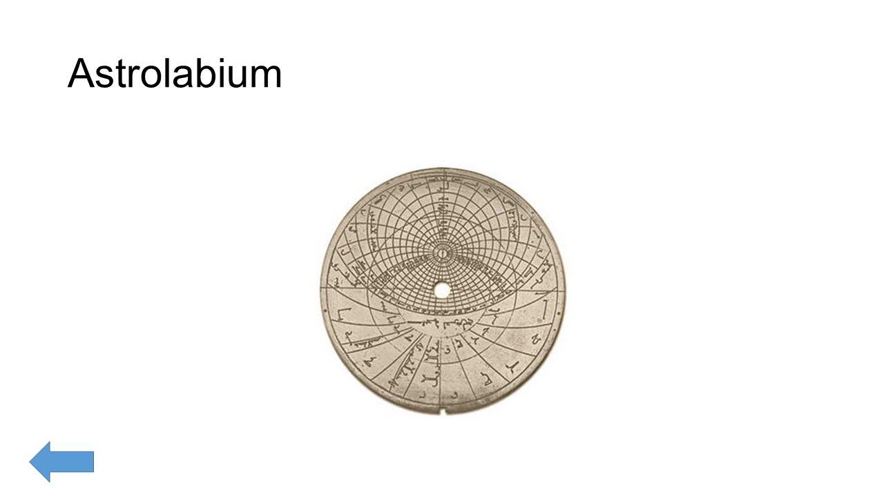 Kopernik: Kopernik: Aparaty dookola mnie sa to tak zwane astrolabia