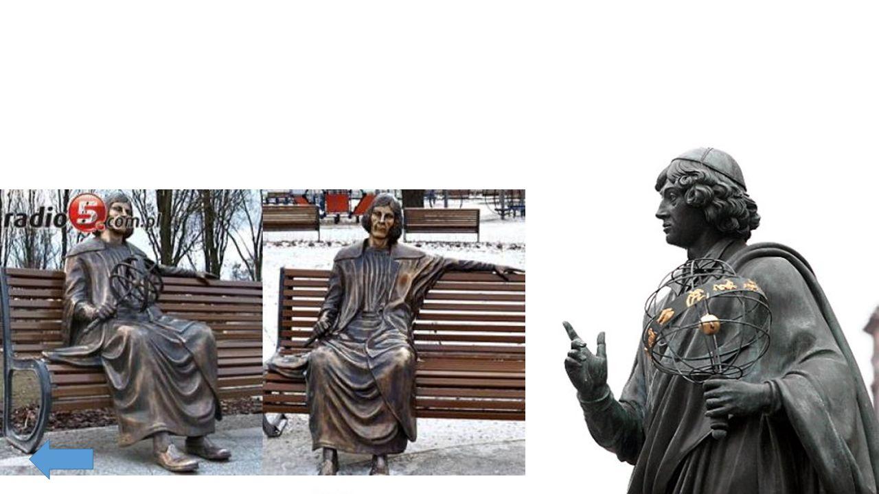 Kopernik: Krotko mowiac, w wyniku wyroku Inkwizycji, zostal spalony na stosie za herezje.