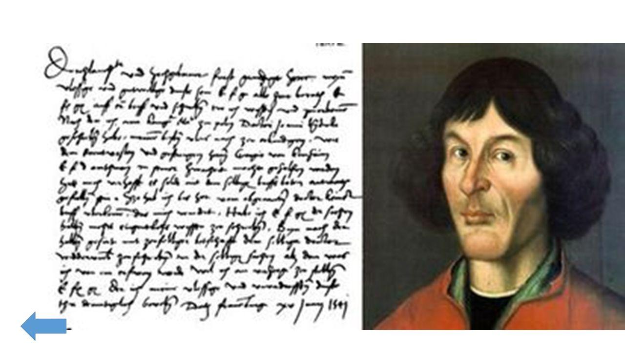 Kopernik: A teraz dam wam zadanie matematyczne o mnie do rozwiązania.