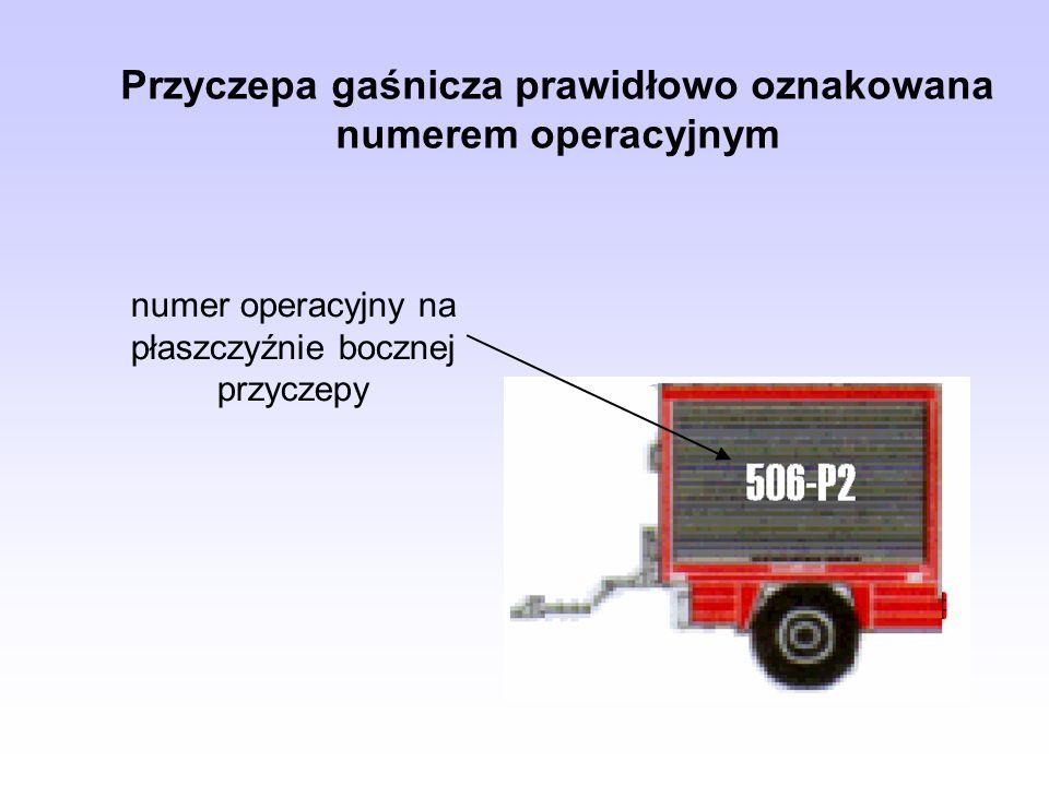 Jazda w kolumnie: liczba pojazdów w kolumnie nie może przekraczać 20, a jeżeli kolumna składa się wyłącznie z samochodów osobowych – 30 pojazdów, w kolumnie tworzonej doraźnie z jednostek zdążających na miejsc zdarzenia szybkość jazdy reguluje pierwszy pojazd i nie wolno wyprzedzać się wzajemnie, w każdym pojeździe wyznacza się dowódcę pojazdu, którym może też być jego kierowca,