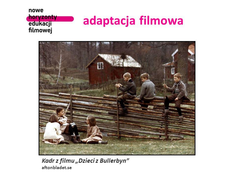 """adaptacja filmowa Kadr z filmu """"Dzieci z Bullerbyn aftonbladet.se"""