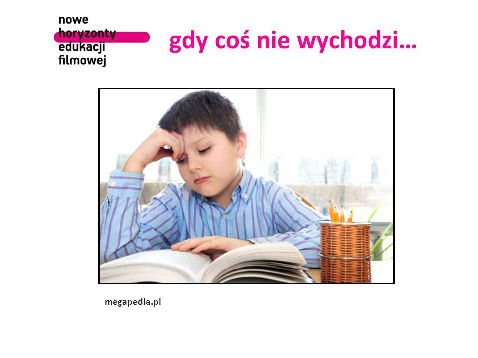 gdy coś nie wychodzi… megapedia.pl