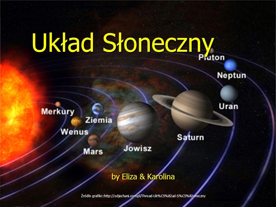 Planety Dokoła Słońca biega osiem planet całą noc i cały dzień.