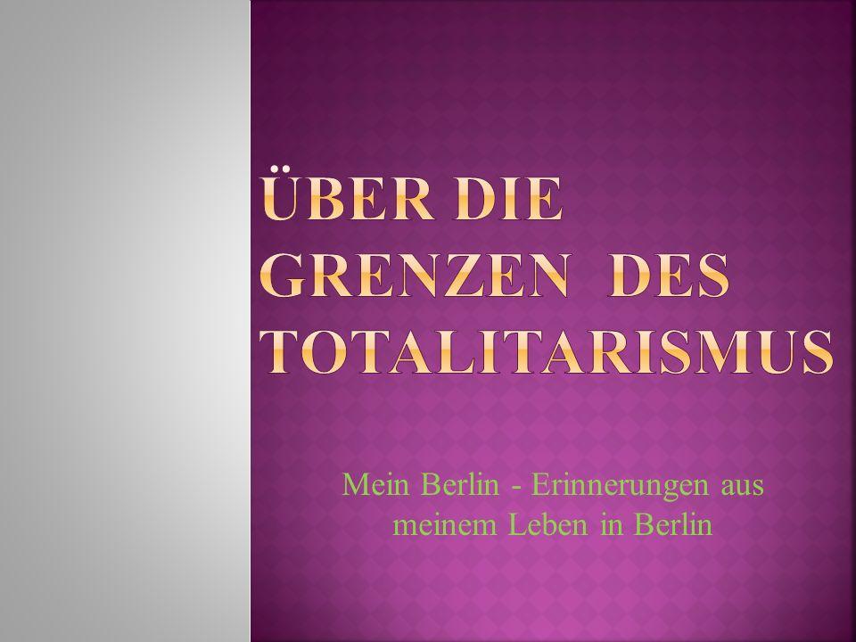  Przymusowe wywożenie niezadowolonych z życia w NRD do Berlina Zach.