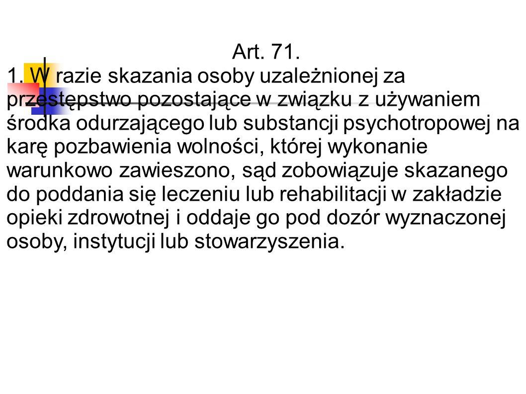 Art. 71. 1.