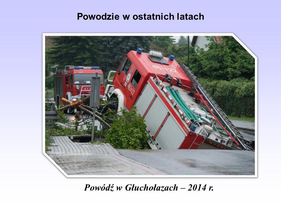 Powodzie w ostatnich latach Powódź w Głuchołazach – 2014 r.