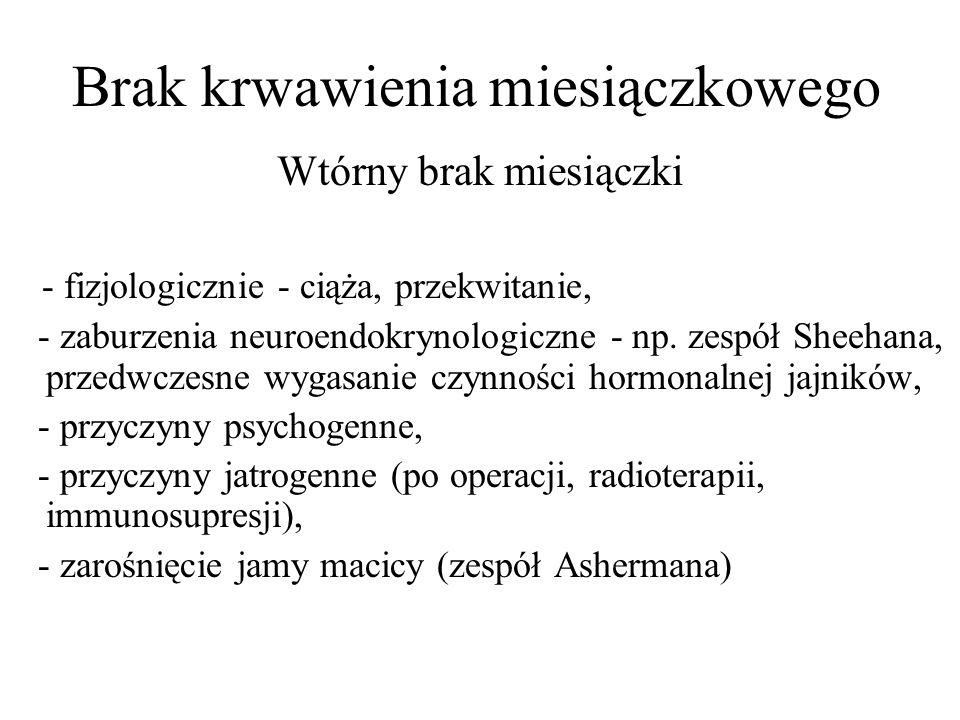 Główne objawy chorobowe w ginekologii - ból umiejscowienie i promieniowanie, charakter, cykliczność, objawy towarzyszące bólowi