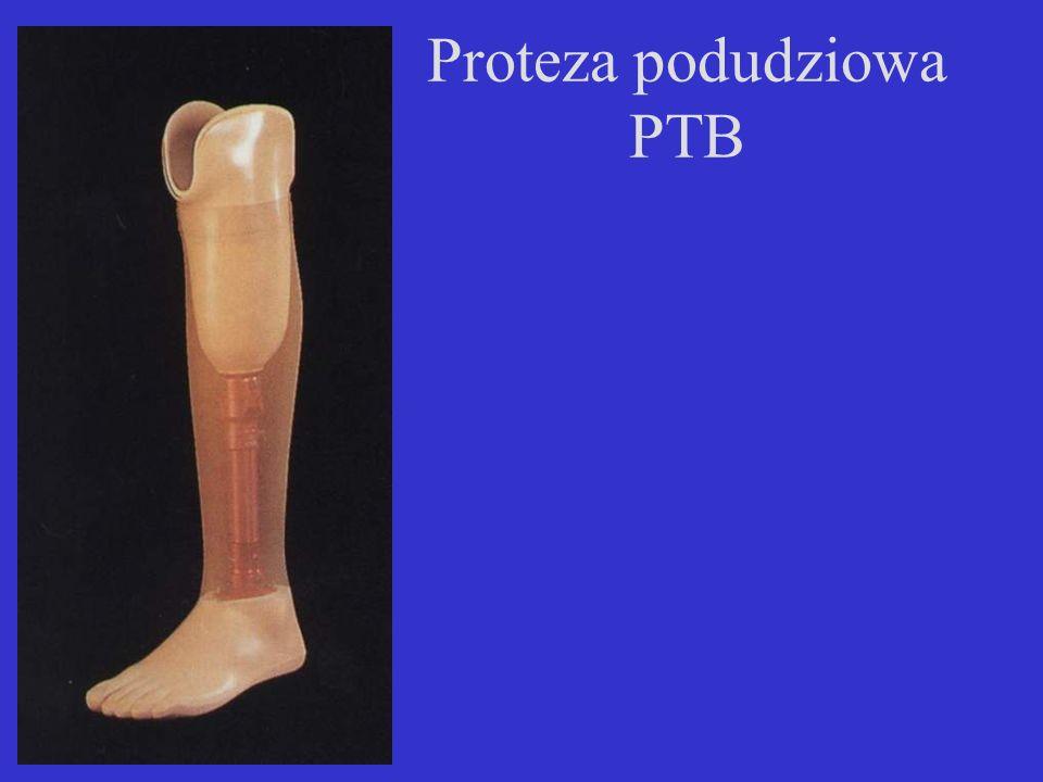 Proteza podudziowa PTB