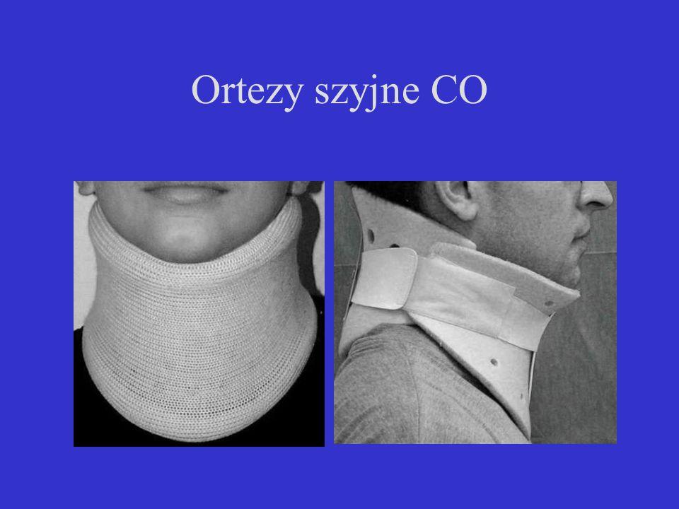 Ortezy szyjne CO