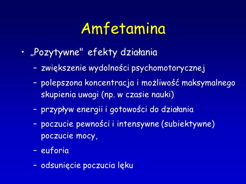 "Amfetamina ""Pozytywne"