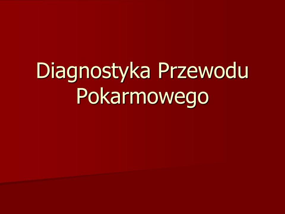 Diagnostyka Ostrego Brzucha Objawy- silny ból brzucha, wymioty, wdęcia, zatrzymanie gazów i stolca, objawy otrzewnowe Objawy- silny ból brzucha, wymioty, wdęcia, zatrzymanie gazów i stolca, objawy otrzewnowe Przyczyny ( diagnostyka obrazowa) Przyczyny ( diagnostyka obrazowa) –Niedrożność jelit –Perforacja przewodu pokarmowego