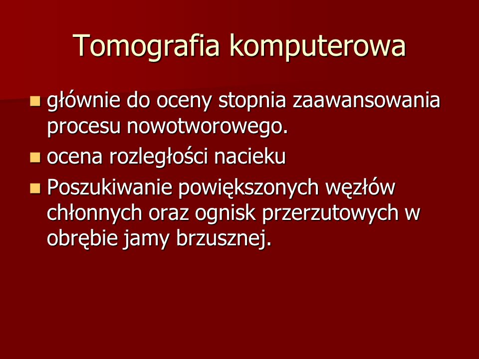 Choroby jelita grubego RTG- choroba Crohna owrzodzenia RTG- choroba Crohna, zwężenie pętli jelitowych