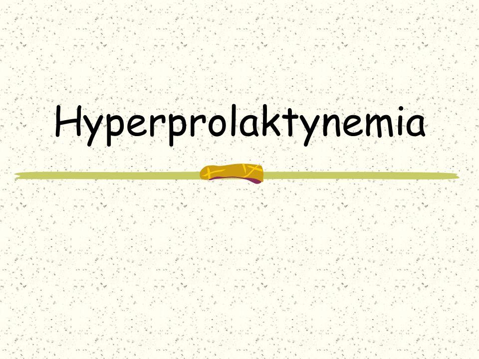 Hyperprolaktynemia