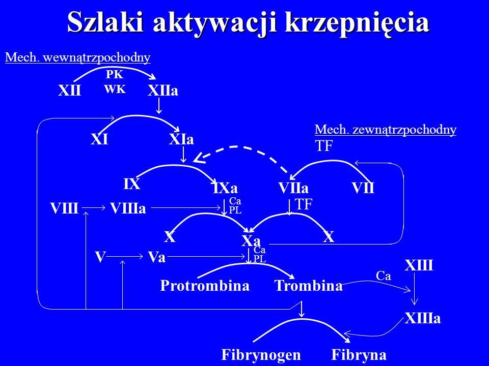 DIC - ETIOLOGIA Posocznica –Gł.