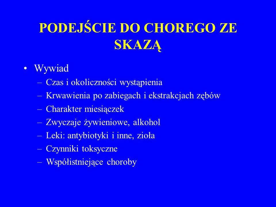 CHOROBA VON WILLEBRANDA - LECZENIE Desmopresyna (DDAVP) syntetyczna pochodna wazopresyny, która  uwalnianie vWf i cz.