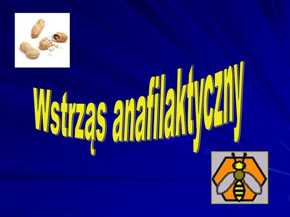 """wszyscy, którzy w przeszłości mieli reakcję anafilaktyczną lub są """"bardzo uczuleni wszyscy, którzy w przeszłości mieli reakcję anafilaktyczną lub są """"bardzo uczuleni uczuleni na jady owadów błonkoskrzydłych; uczuleni na jady owadów błonkoskrzydłych; uczuleni na pokarmy; uczuleni na pokarmy; u pacjentów z anafilaksją indukowana wysiłkiem; u pacjentów z anafilaksją indukowana wysiłkiem; Adrenalina - wskazania"""